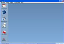 Agencija - Glavni ekran